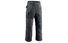 Vaude Kid's Detective ZO Pants black